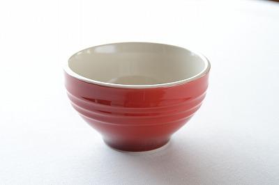ル・クルーゼ風ライスボール・スープボール